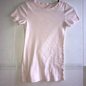J.Crew t-shirt pink size XS